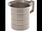 Browne (ML20) 2 qt Aluminum Liquid Measuring Cup 9SIA10558K3040