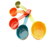 Trudeau Measuring cup 5pcs set Assorted 0010-073 (japan import) 9SIA10558K3247
