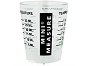 Mini Measure 13211blkpro Black Measuring Cup, Display Of 12 9SIA10558K3098
