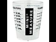 Mini Measure 13211blkpro Black Measuring Cup, Display Of 12 9SIA10558K3098