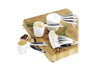 6 Measuring Cups & 6 Measuring Spoons Set 9SIA10558K2791