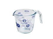 Pyrex 2 Cup Anniversary Measuring Cup - BLUE 9SIA10558K2784