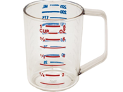 Rubbermaid 1 Gallon Carb-X Measuring Cup (3218) 9SIA10558K2860