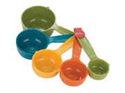 Trudeau 5-Piece Measuring Cup Set 9SIV16A66Z7712