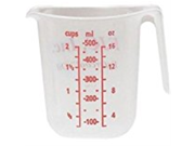 FJC  2782 A/C Oil 12 Ounce Measuring Cup 9SIV16A66V0561