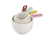 Cake Boss 4-Piece Melamine Classic Measuring Cup Set 9SIA10558K3153