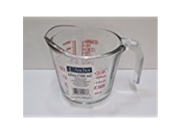 Anchor Hocking 2 Cup (16 Ounce) Glass Measuring Cup 9SIA10558K3161