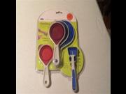 Chefn Sleekstor Measuring Cups Collapsible Measuring Cup Set with Bonus Measuring Spoon Set 9SIA10558K3085