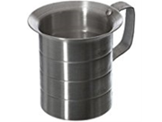 Browne (ML10) 1 qt Aluminum Liquid Measuring Cup 9SIA10558K3293