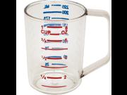 Rubbermaid 2 Qt Carb-X Measuring Cup (3217) 9SIA10558K3112