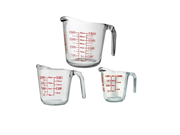 Anchor Hocking 3-Piece Measuring Cup Set 9SIA10558K3368