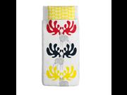 Ikea Angsspira Duvet Cover and Pillowcases, Twin, White