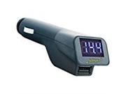 Stinger SGP12 Digital Voltage Meter with USB Charger