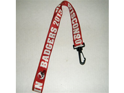 2013 Rose Bowl Wisconsin Badgers NEW Ticket Holder Lanyard