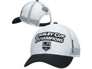 Los Angeles Kings 2014 Stanley Cup Champs Mesh Trucker Hat / Cap 9SIA10558X2384