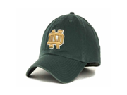 Notre Dame Fighting Irish 47 Brand Green The Franchise Fitted Hat Cap M