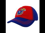 Kansas Jayhawks Youth Haymaker One Fit Hat