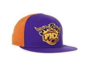 NBA Phoenix Suns Flat Brim Flex Fit Wool Hat Large X Large
