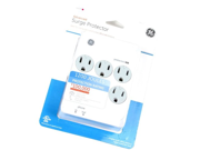 GE 6 Outlet Advanced Surge Protector 1200 Joules 14099