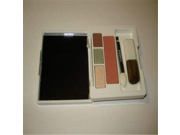 Clinique Eye Shadow Blush Palette (Daybreak, Sparkling Sage, Single from Like Mink Duo, Fig) Deluxe Sample 9SIA1055981439