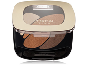 LOreal Paris Colour Riche Dual Effects Eye Shadow - 240 Treasured Bronze (Pack of 2) 9SIA1055983378