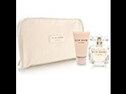 Elie Saab Le Parfum for Women 3 Piece Set Includes 1.6 oz Eau de Parfum Spray 1.6 oz Scented Body Lotion Beauty Pouch