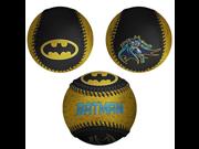 Batman in Cape Batman Logos All Over DC Comics Black & Yellow Baseball 9SIA10559X7448