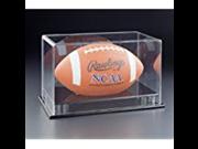 Foot Ball Showcase Acrylic