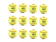 OSL 2 high competition softballs size 12 1 dozen