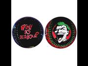 The Joker & Batman Why So Serious Limited Edition DC Comics Set of 2 Baseballs 9SIA10559X7254