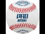 Spalding Tf Pro Nfhs Baseball 1 Dozen