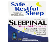 Sleepinal Capsules 32 Capsules Pack of 6