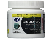 Members Mark Maximum Strength Nighttime Sleep Aid Diphenhydramine HCI 50 mg 192 softgels