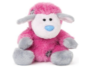 My Blue Nose Friends 4 Plush Frizzie the Lamb by Carte Blanche