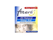 Alteril All Natural Sleep Aid Tablets 30 Count Per Pack