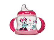 NUK Disney Learner Cup with Silicone Spout, Minnie Mouse, 5-Ounce 9SIA1055B22466
