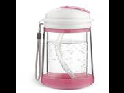 Buggygear Drinkadeux Glass Double Wall Bottle Cupcake