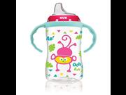 NUK Jungle Designs Learner Cup, 10-Ounce 9SIA1055B22260