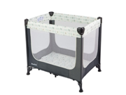 Dream On Me Zodiak Portable Playard Grey