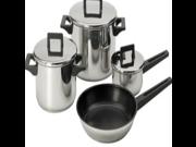 Ikea Snitsig Seven Piece Cookware Set