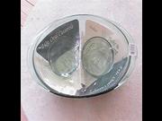 New Condition in Original Packaging 2 Quart Anchor Hocking Avalon Oval Casserole Dish with 2 Bonus 6 Oz. Custard Cups 9SIA1055DD7593
