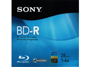 Disc, Blu-ray, Single Layer, 25GB, 6X Write Once, w/ hang tab [Non - Retail Packaged] 9SIA1055E37231