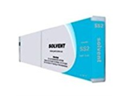 AIM Compatible Replacement Mimaki JV3 Light Cyan Solvent Wide Format Inkjet 440 ML SS2LC Generic