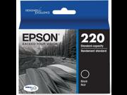 Epson T220120 DuraBrite Ultra Ink Cartridge - Black