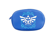 Legend of Zelda A Link Between Worlds Zipper Pouch Furyu Blue Pouch
