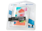 3DS Crystal Case Case plus 3D Sticker