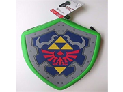 Zelda 3DS XL Case Hylian Shield Case The Legend of Zelda Hard Pouch Nintendo 3DS PowerA