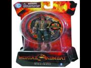 "Nightwolf ~3.8"""" Action Figure: Mortal Kombat Mini-Figure Series"" 9SIA1055GS1509"