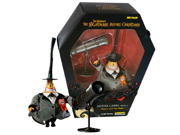 "Mayor ~9"""" Figure & Spotlight: Nightmare Before Christmas Active Label Action Figure Series #1"" 9SIA1055GS1476"
