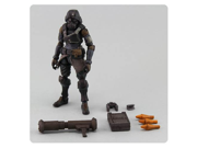 "Acid Rain Steel 3 3/4"""" Action Figure"" 9SIA1055GS1389"